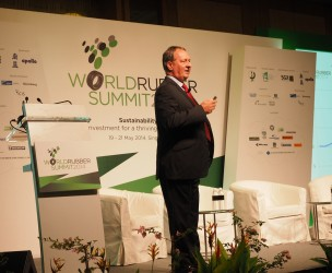 Versalis Eni at World Rubber Summit, Singapore