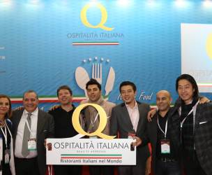 Ospitalita' italiana 2014 Awarding Ceremonmy