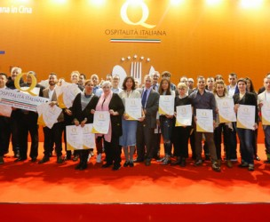 Ospitalita Italiana 2015 Award Ceremony