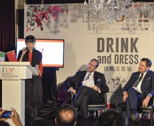 Drink and Dress Press Conference