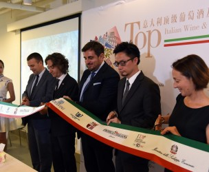 ITA TOP ITALIAN WINE COURSE OPENING