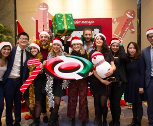 CCIC Suzhou Christmas Lunch 2016