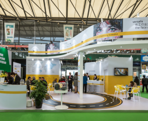 Versalis Eni RubberTech China Exhibition