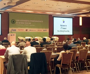 Versalis CIS Base Oils and Lubrificants 2017 in Moscow, Russia